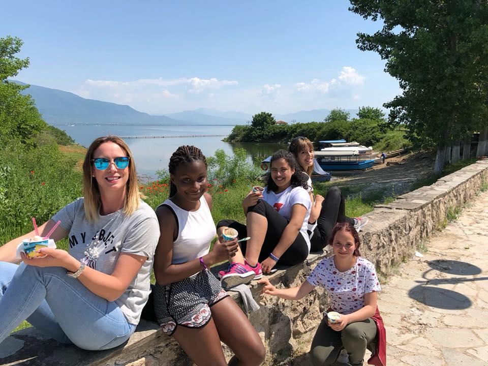 Nuestra delegación visita Grecia