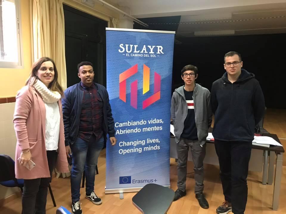FCT en Europa gracias a ErasmusPlus
