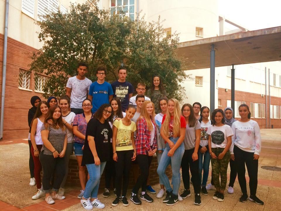Alumnas Filandesas pasarán 3 meses en nuestro centro gracias a ErasmusPlus