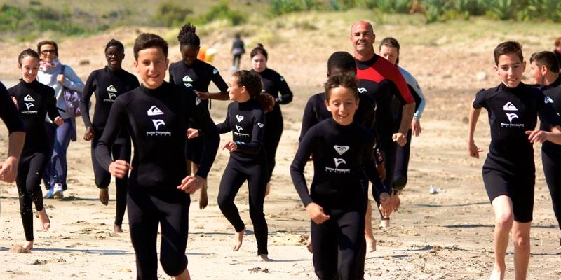 Surf para el Fomento de la Interculturalidad