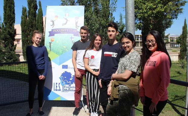 El IES comparte su experiencia en multiculturalidad y mediación con Europa