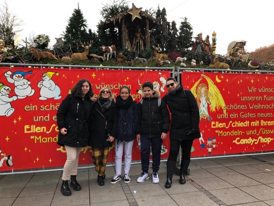 Nuestros estudiantes viajan a Stuttgart con ErasmusPLus