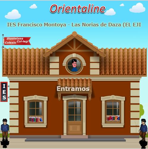 Acceso al portal de orientación educativa Orientaline
