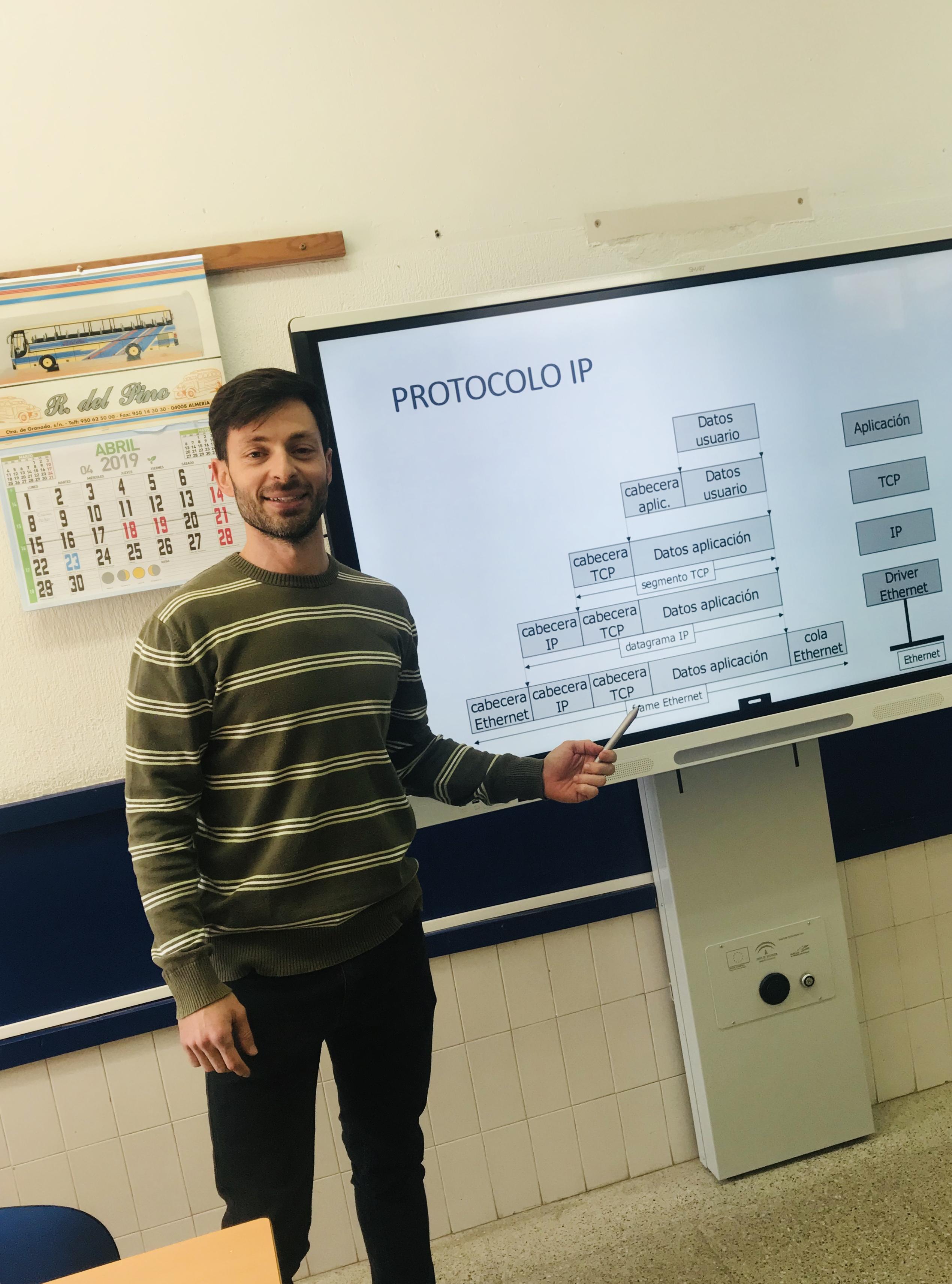 Erasmus KA102 SULAYR: Profesor seleccionado