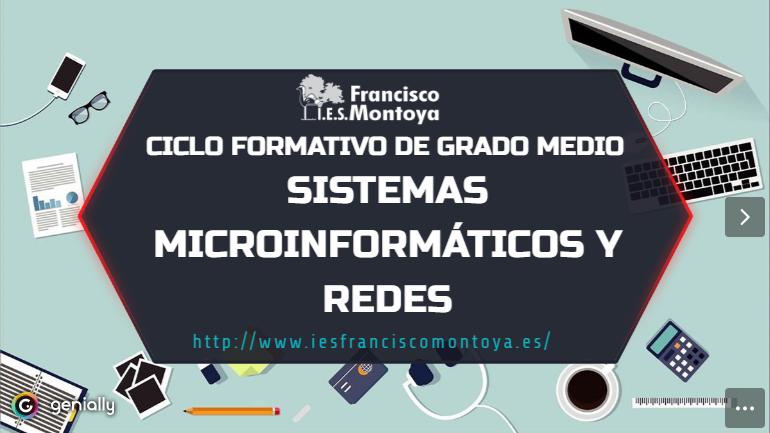 Consigue el título de Técnico en Sistemas Microinformáticos y Redes