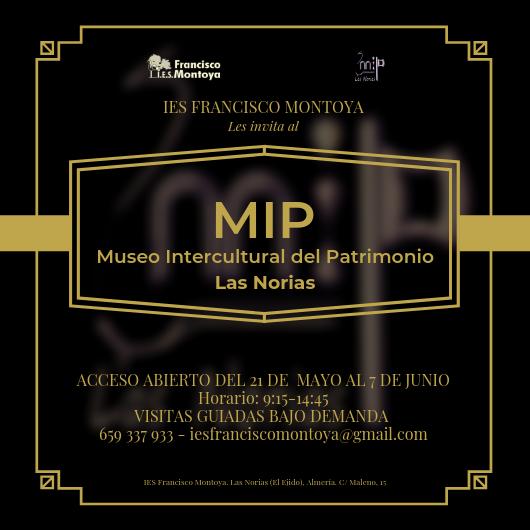El MIP abre sus puertas al patrimonio y la interculturalidad.