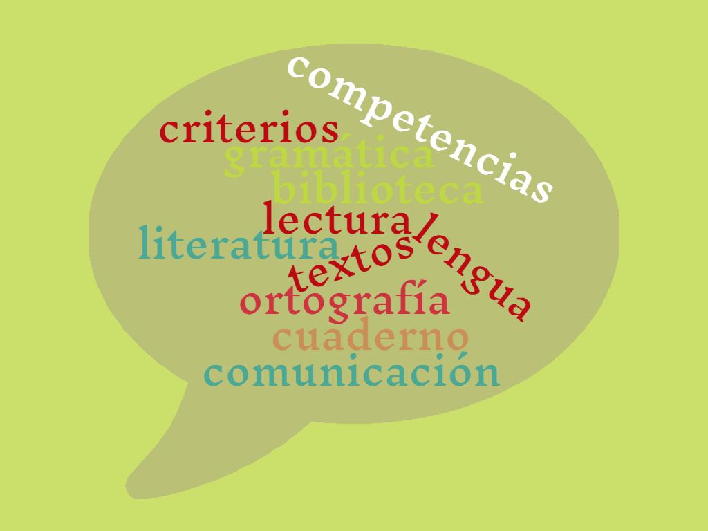 Departamento de Lengua y Literatura – Criterios de evaluación