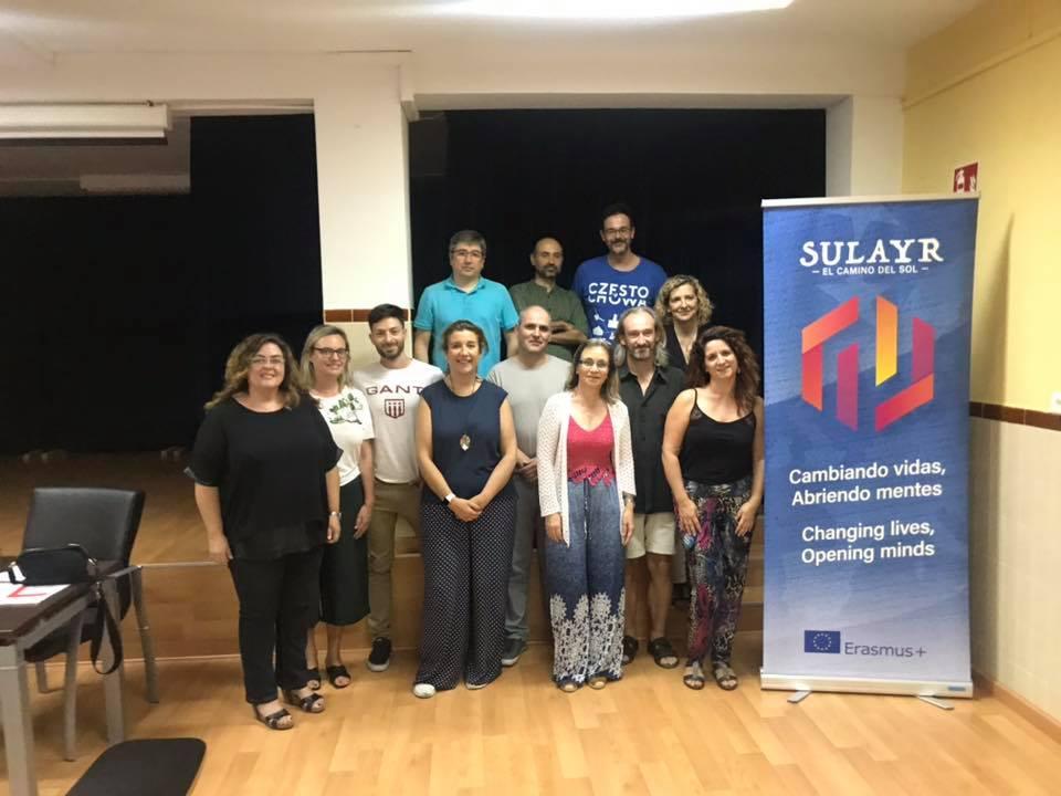 El proyecto Erasmus+ para el alumnado de Formación Profesional en el curso 19/20 se pone en marcha
