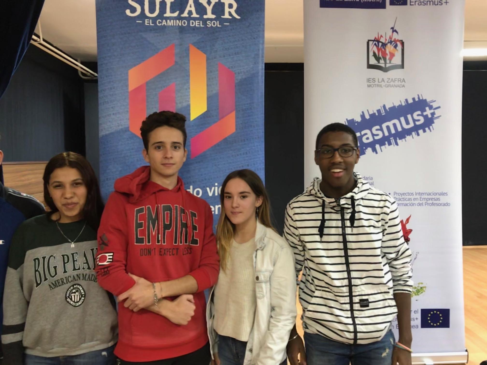 Proyecto ERASMUS+ SULAYR