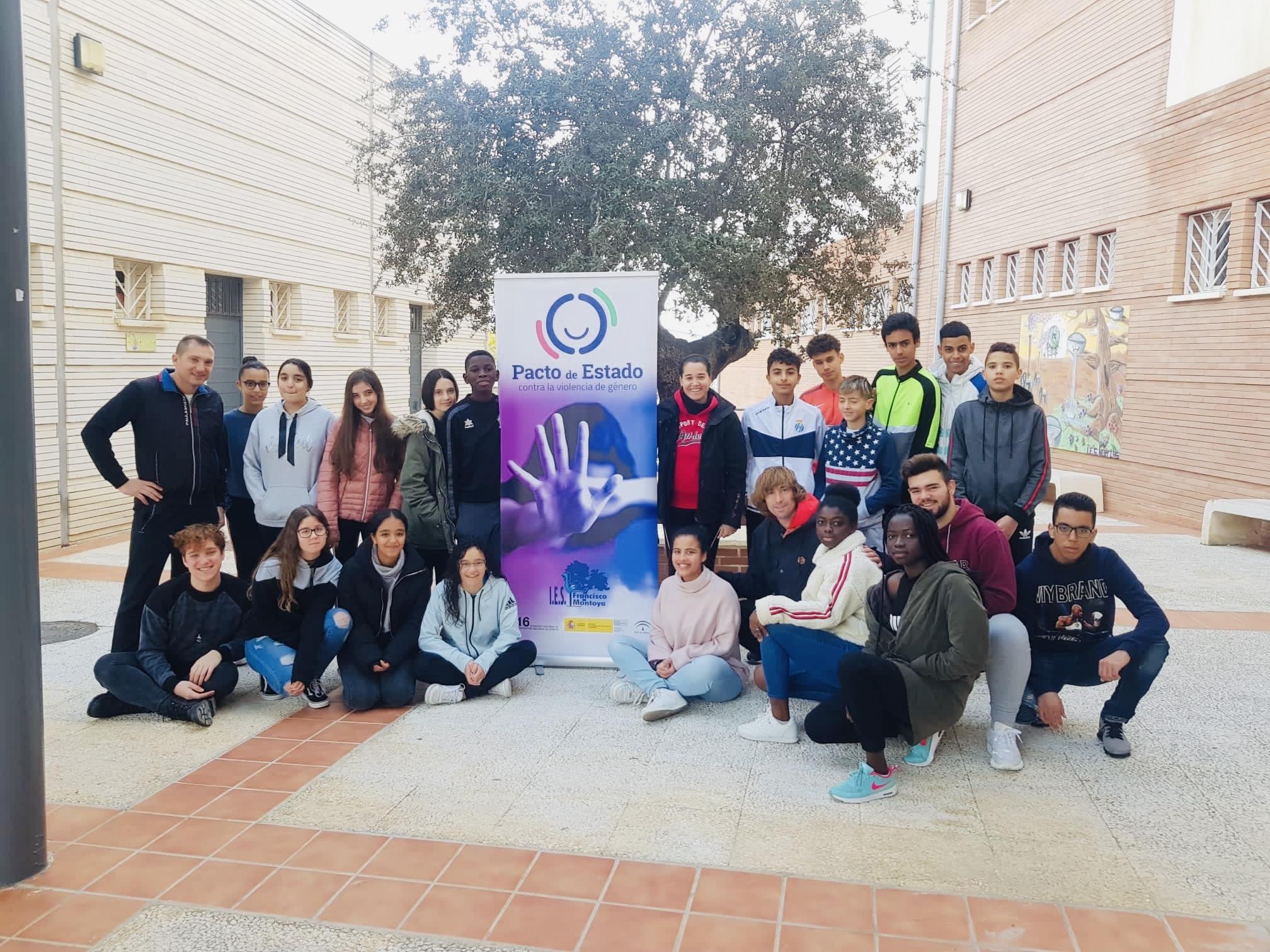 Primera jornada de Coeducación y deporte en el IES Francisco Montoya