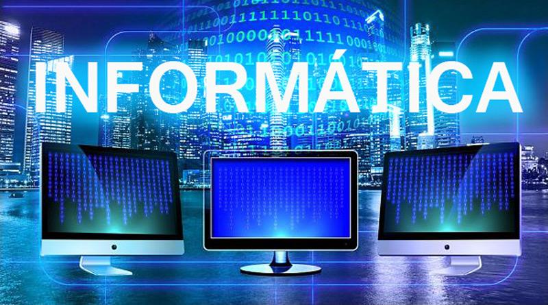 Programaciones del departamento de Informática