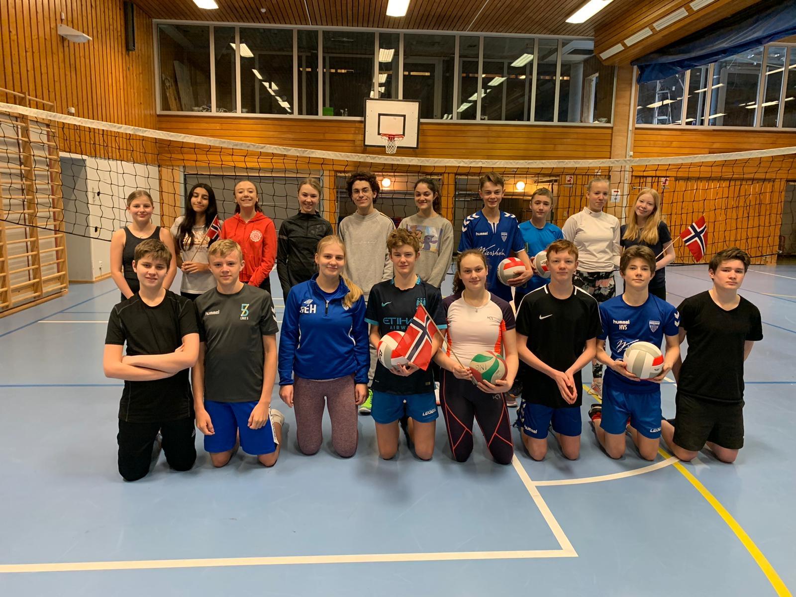 Una nueva aventura en Noruega con ErasmusPLus
