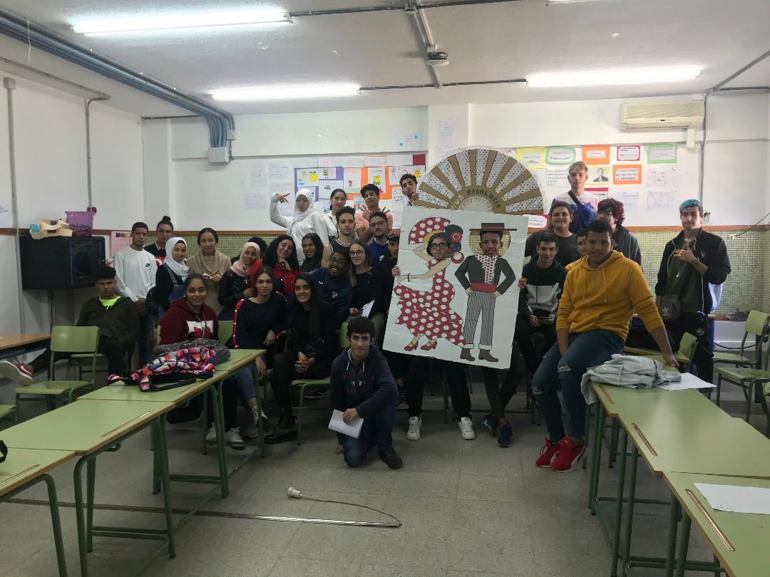 La sección de FP celebra el día de Andalucía