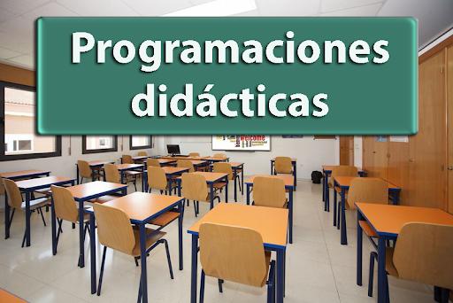 Programaciones Didácticas Informática 20/21