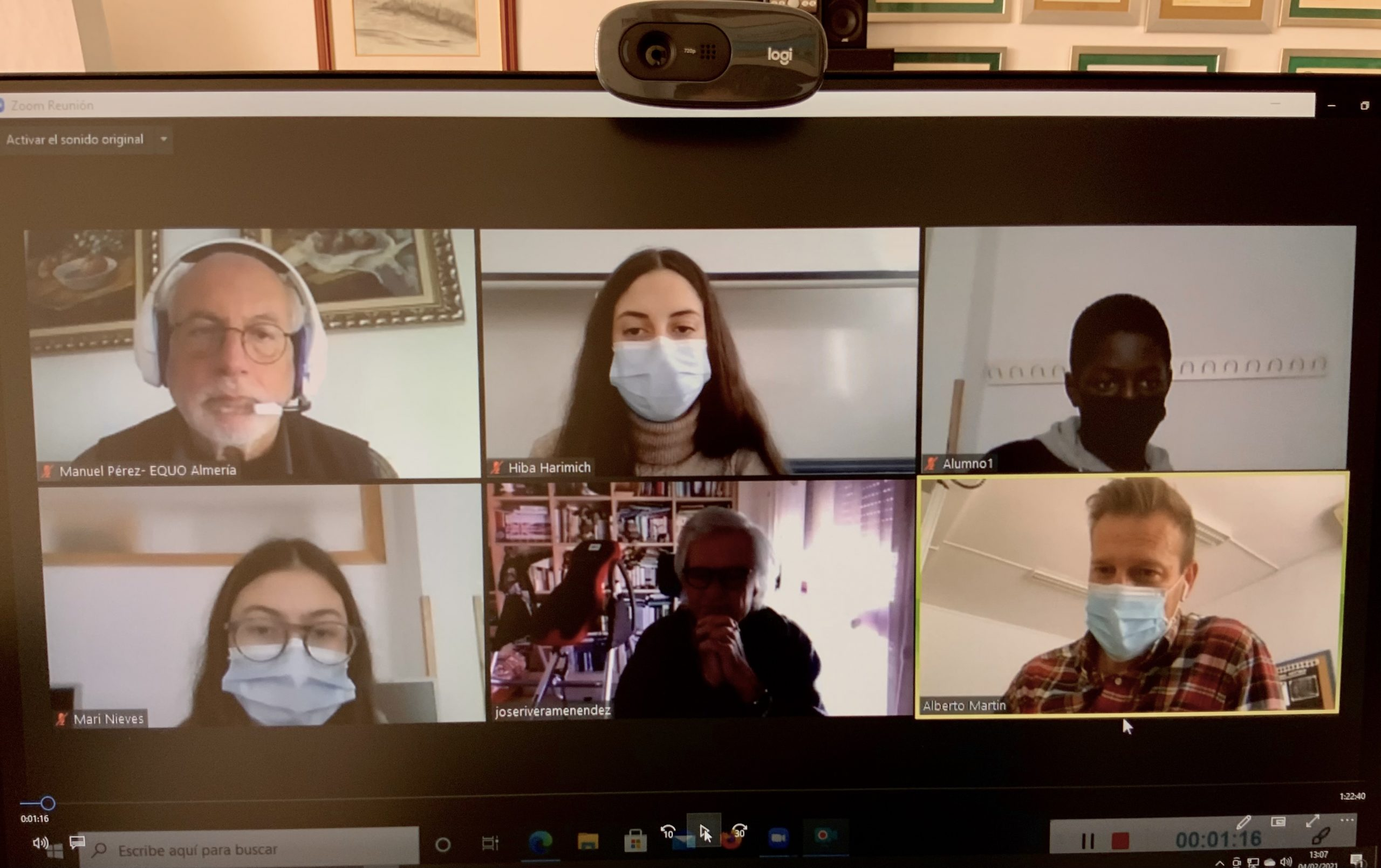 Encuentro Online por el Día Mundial de los Humedales