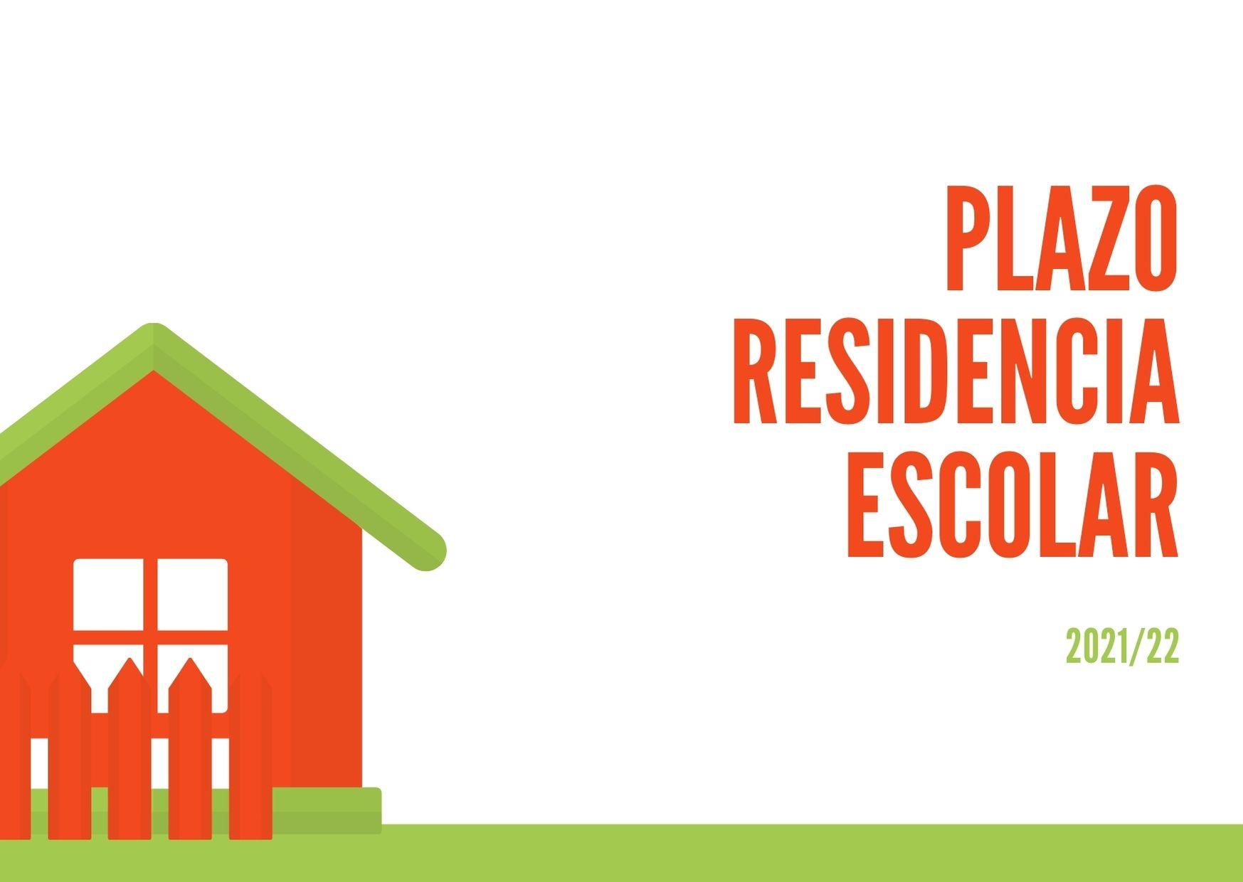 Abierto plazo solicitud residencias escolares